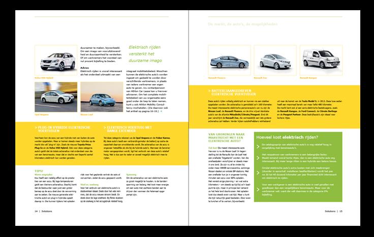 Relatiemagazine Athlon Car Lease