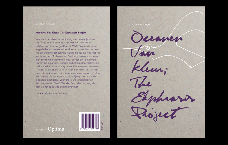 Oceanen van kleur; The Ekphrasis Project