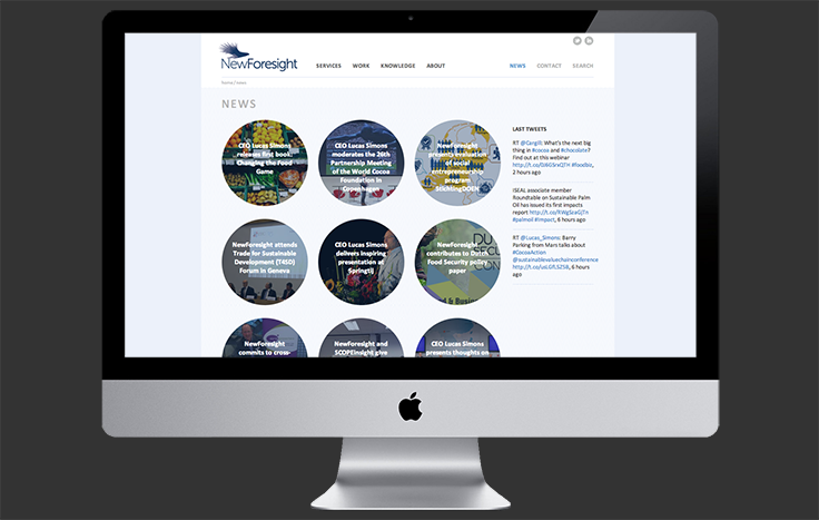 Site NewForesight
