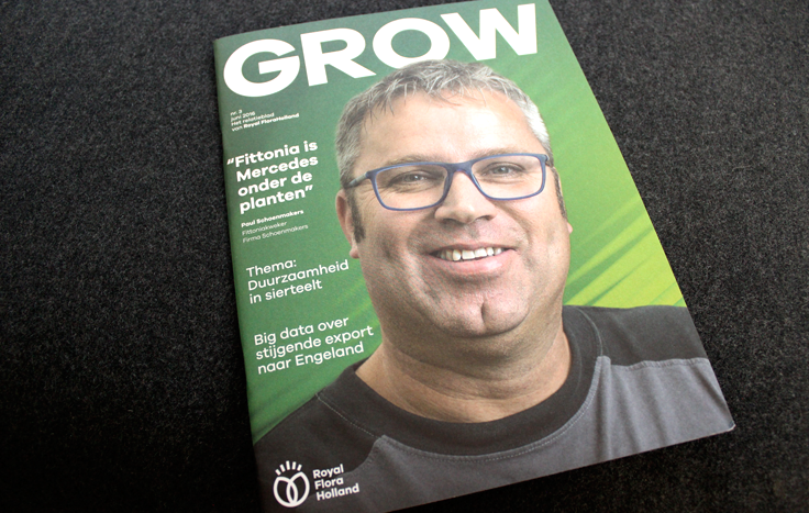 GROW - relatieblad Royal FloraHolland